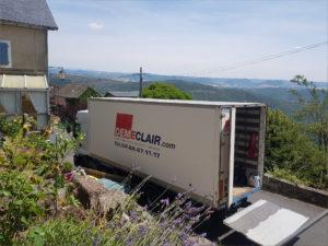 Camion Millau